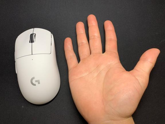 gproxと手の比較